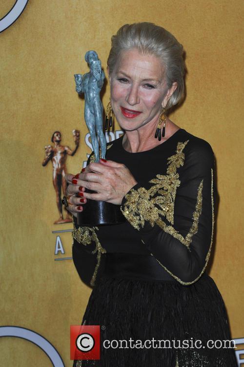 Helen Mirren, Screen Actors Guild