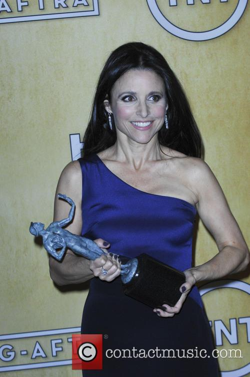 Julia Louis-Dreyfus, Screen Actors Guild