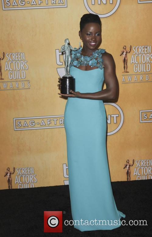 Lupita Nyong'o, Screen Actors Guild