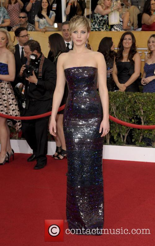 Jennifer Lawrence, Screen Actors Guild