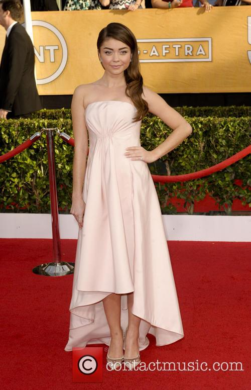 Sarah Hyland, Screen Actors Guild