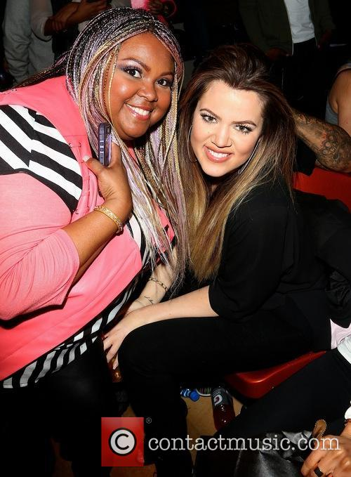 Echo Hattix and Khloe Kardashian 1