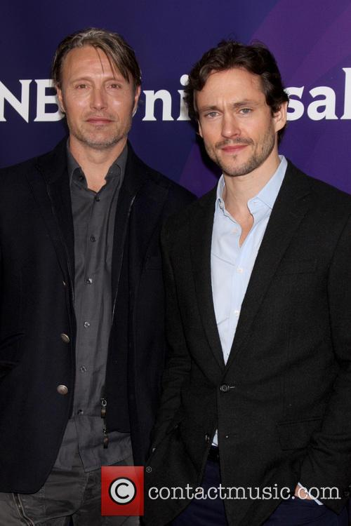 Mads Mikkelsen and Hugh Dancy 5
