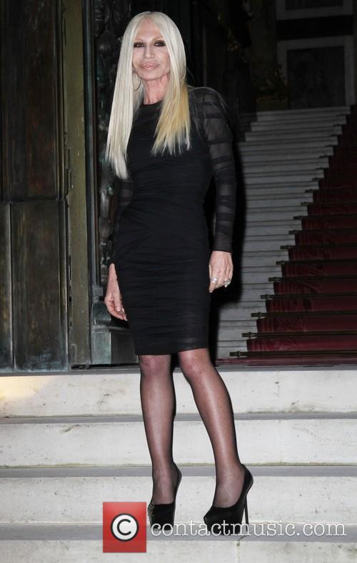 Donatella Versace 3