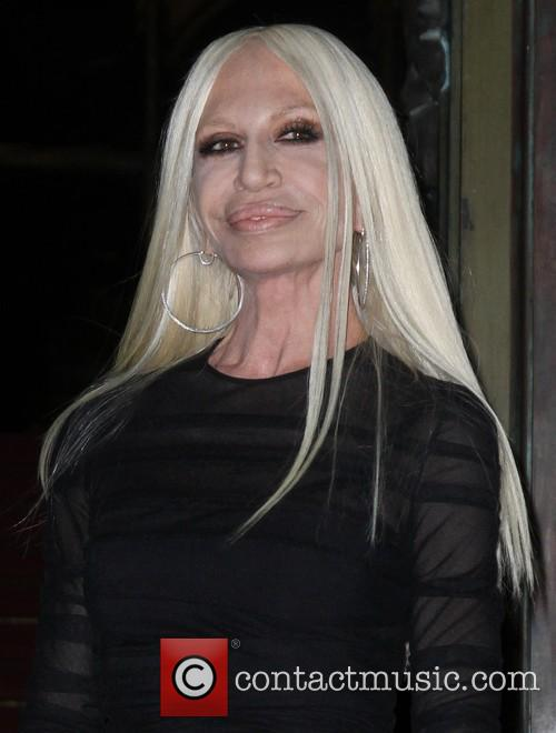 Donatella Versace 4