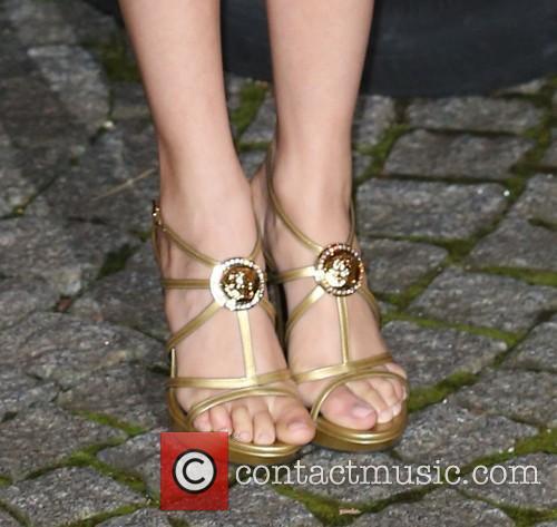 Zahia Dehar and Foot 1