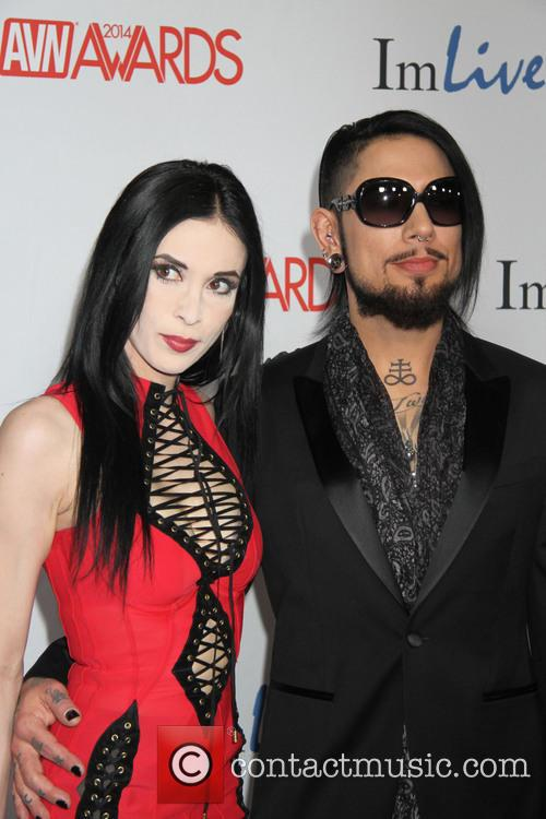 Dave Navarro and Aiden Ashley 5