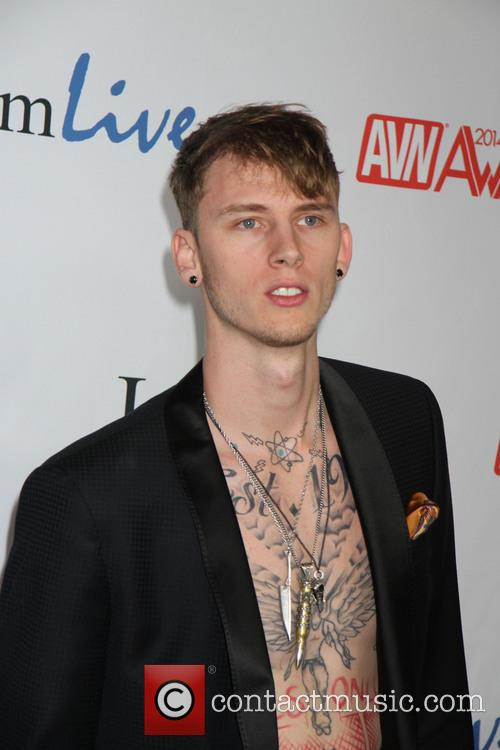 Machine Gun Kelly 3
