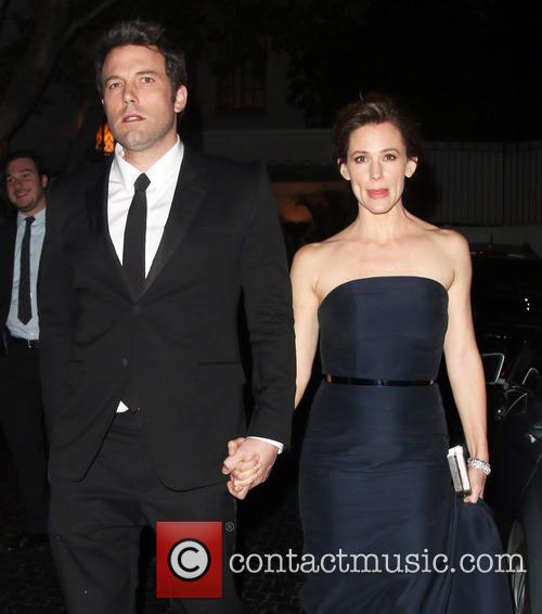 Ben Affleck and Jennifer Garner 3