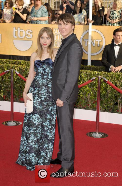 Paul Dano, Zoe Kazan, Screen Actors Guild