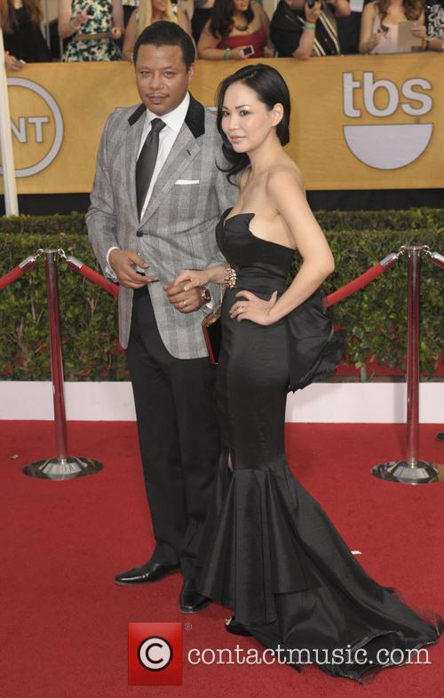 Terrence Howard and Miranda Howard 1