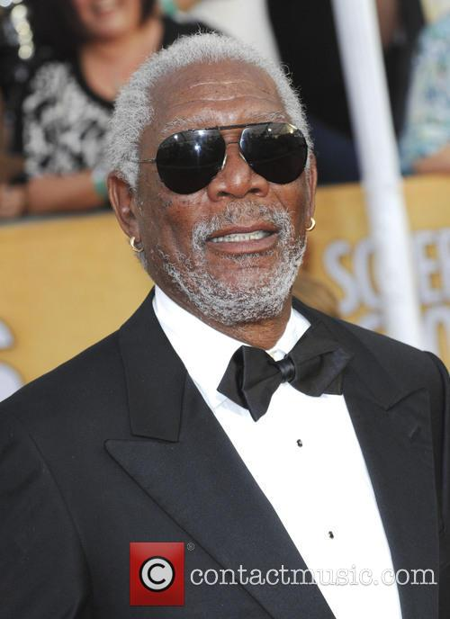 Morgan Freeman, Screen Actors Guild