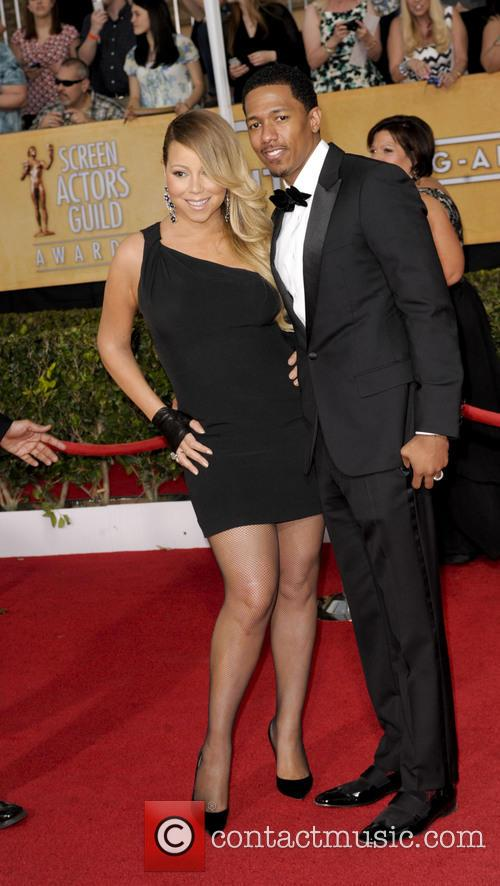 Nick Cannon and Mariah Carey 2
