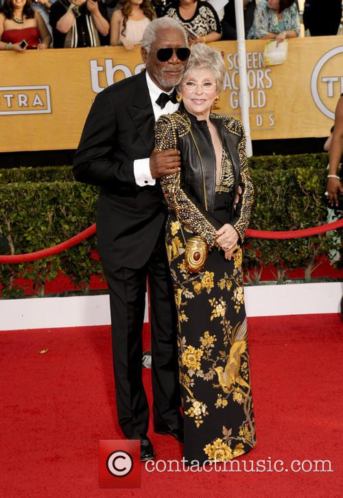 Rita Moreno, Morgan Freeman, Screen Actors Guild
