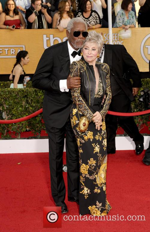 Rita Moreno, Morgan Freeman, Screen Actors Guild