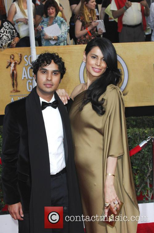 Kunal Nayyar and Neha Kapur 10