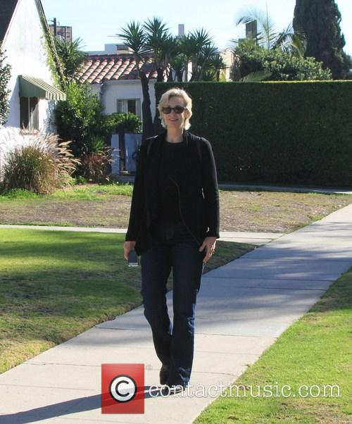 Jane Lynch Out And About