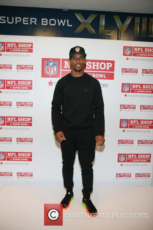 victor cruz victor cruz at the nfl 4034444
