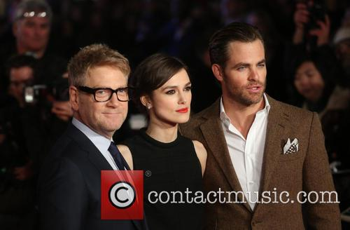 Chris Pine, Keira Knightley and Kenneth Branagh 3