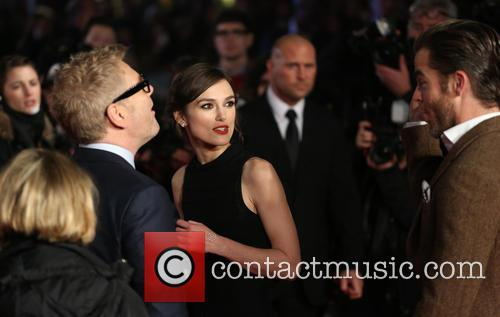 Chris Pine, Keira Knightley and Kenneth Branagh 4
