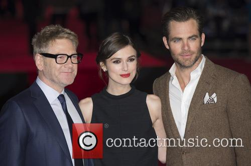 Kenneth Branagh, Keira Knightley and Chris Pine 14