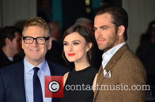Kenneth Branagh, Keira Knightley and Chris Pine 4