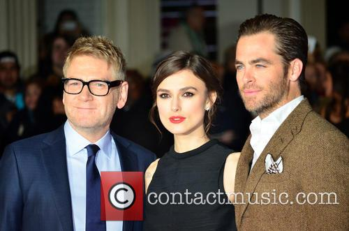 Kenneth Branagh, Keira Knightley and Chris Pine 1