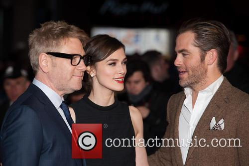 Kenneth Branagh, Keira Knightley, Chris Pine, Jack Ryan, Vue Cinema Leicester Square