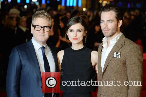 Kenneth Branagh, Keira Knightley and Chris Pine 20