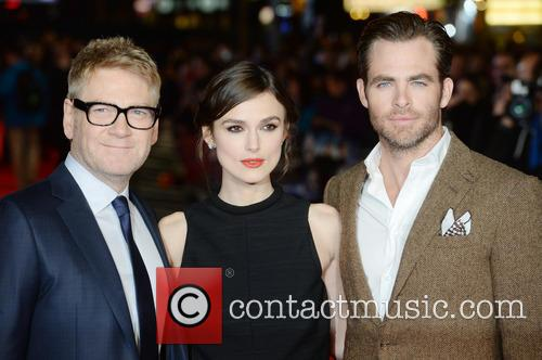 Kenneth Branagh, Keira Knightley and Chris Pine 21