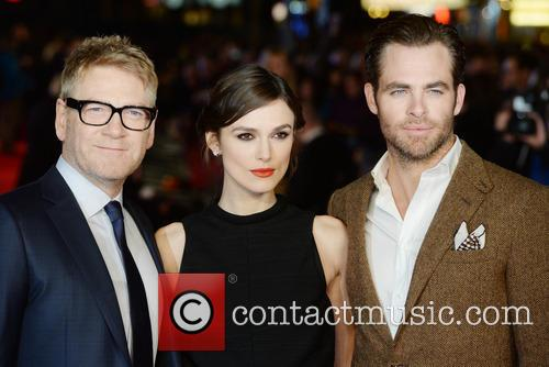 Kenneth Branagh, Keira Knightley and Chris Pine 22