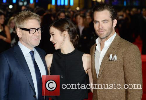 Kenneth Branagh, Keira Knightley and Chris Pine 23