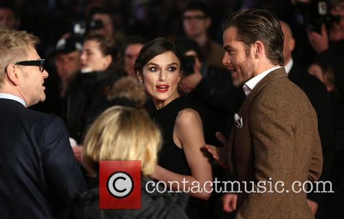 Chris Pine, Keira Knightley and Kenneth Branagh 10