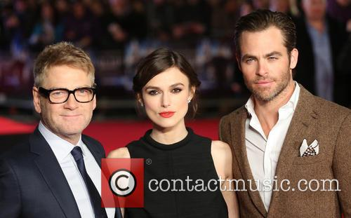 Chris Pine, Keira Knightley and Kenneth Branagh 11