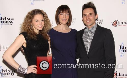 Lauren Molina, Julia Murney and Nick Cearley 6