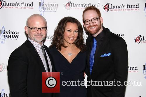 Michael Wilson, Vanessa Williams and David Alpert