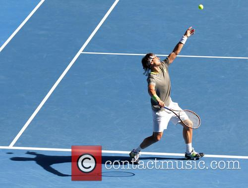 Tennis and David Ferrer 4