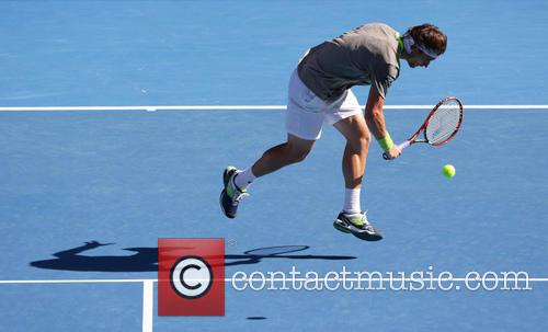 Tennis and David Ferrer 1