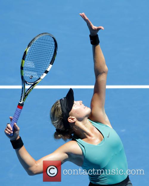 Tennis and Eugenie Bouchard 7