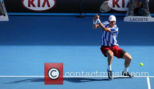 Tennis and Tomas Berdych 2