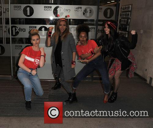 Perrie Edwards, Jade Thirlwall, Leigh Anne Pinnock and Jesy Nelson 6