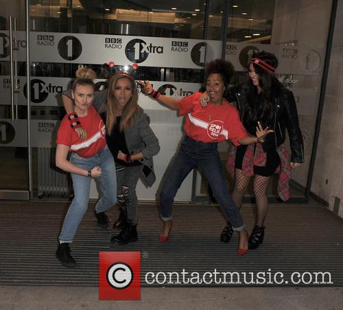 Perrie Edwards, Jade Thirlwall, Leigh Anne Pinnock and Jesy Nelson 10
