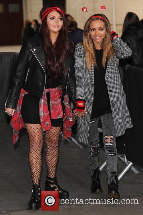 Little Mix, Jesy Nelson and Jade Thirlwall 4