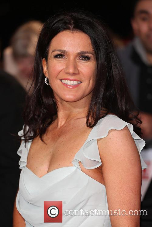 Susanna Reid national Television Awards