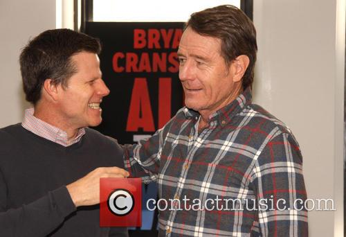 Bill Rauch and Bryan Cranston 4