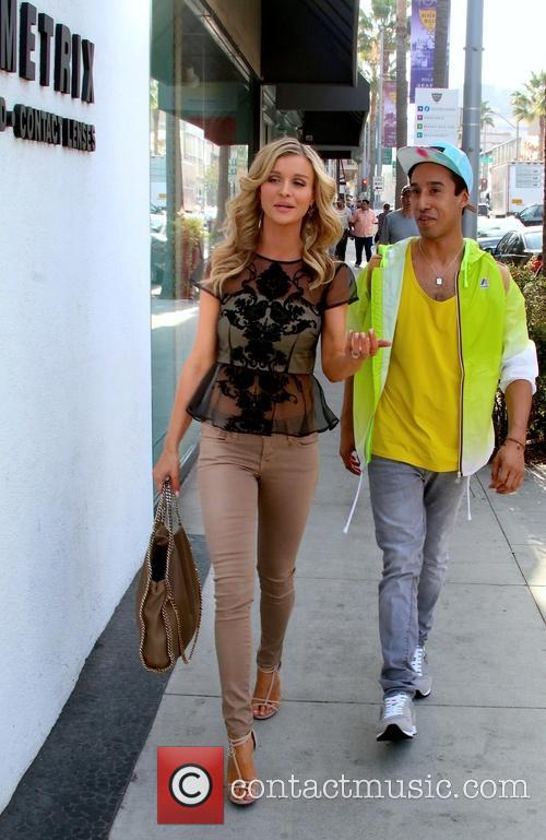 Joanna Krupa and Steve Galindo 3