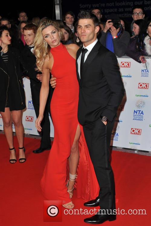 Abbey Clancy and Guest 3