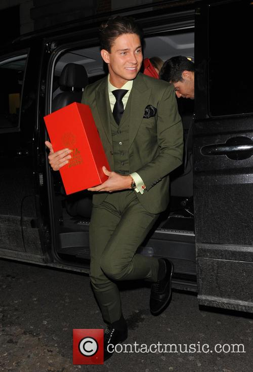National Television Awards afterparty at Libertine - Departures