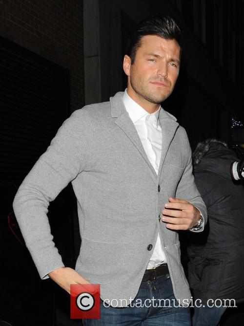 mark wright national television awards afterparty at 4037229