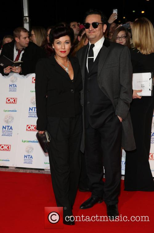 Jessie Wallace and Tim Arnold 2